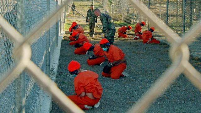 Aantal gevangenen Guantánamo Bay zakt tot onder de honderd