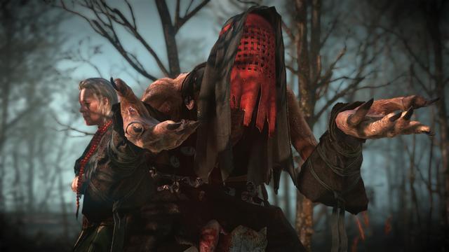 Grote update voor The Witcher 3 uitgebracht