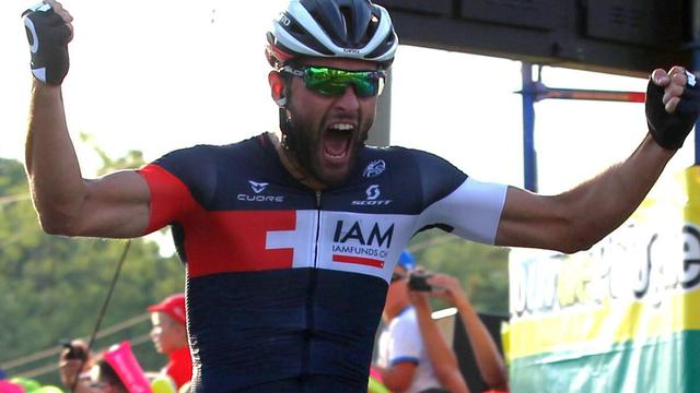 Pelucchi boekt tweede zege op rij in Ronde van Polen