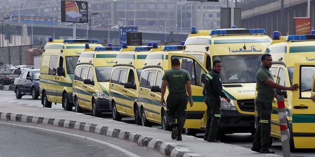 Doden door autobom in Egyptische al-Arish