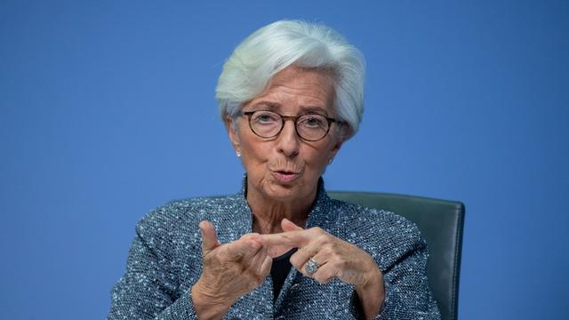 ECB pompt 600 miljard extra in economie en verlengt coronaprogramma