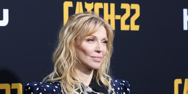 Courtney Love woedend over Pamela Anderson-serie