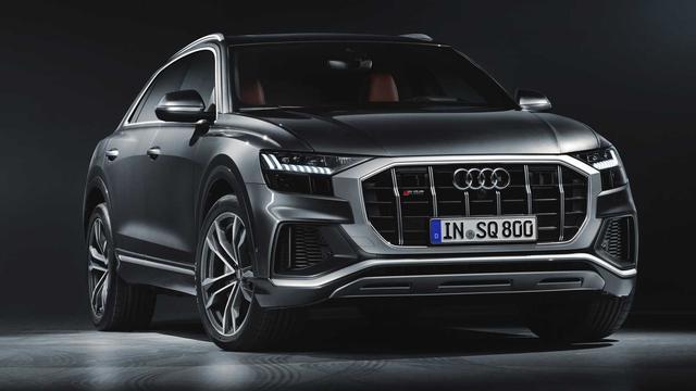 Audi dieselt door met komst SQ8 TDI