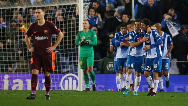 Coach Valverde relativeert eerste verlies Barcelona in vijf maanden