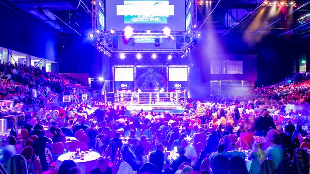 Groningse kickbokster pakt wereldtitel in eigen MartiniPlaza