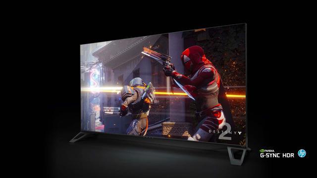 Nvidia presenteert grote gamingdisplays met 4K HDR-beeld