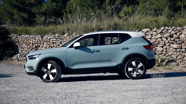 Eerste rijtest: Volvo op onbekend terrein met de XC40