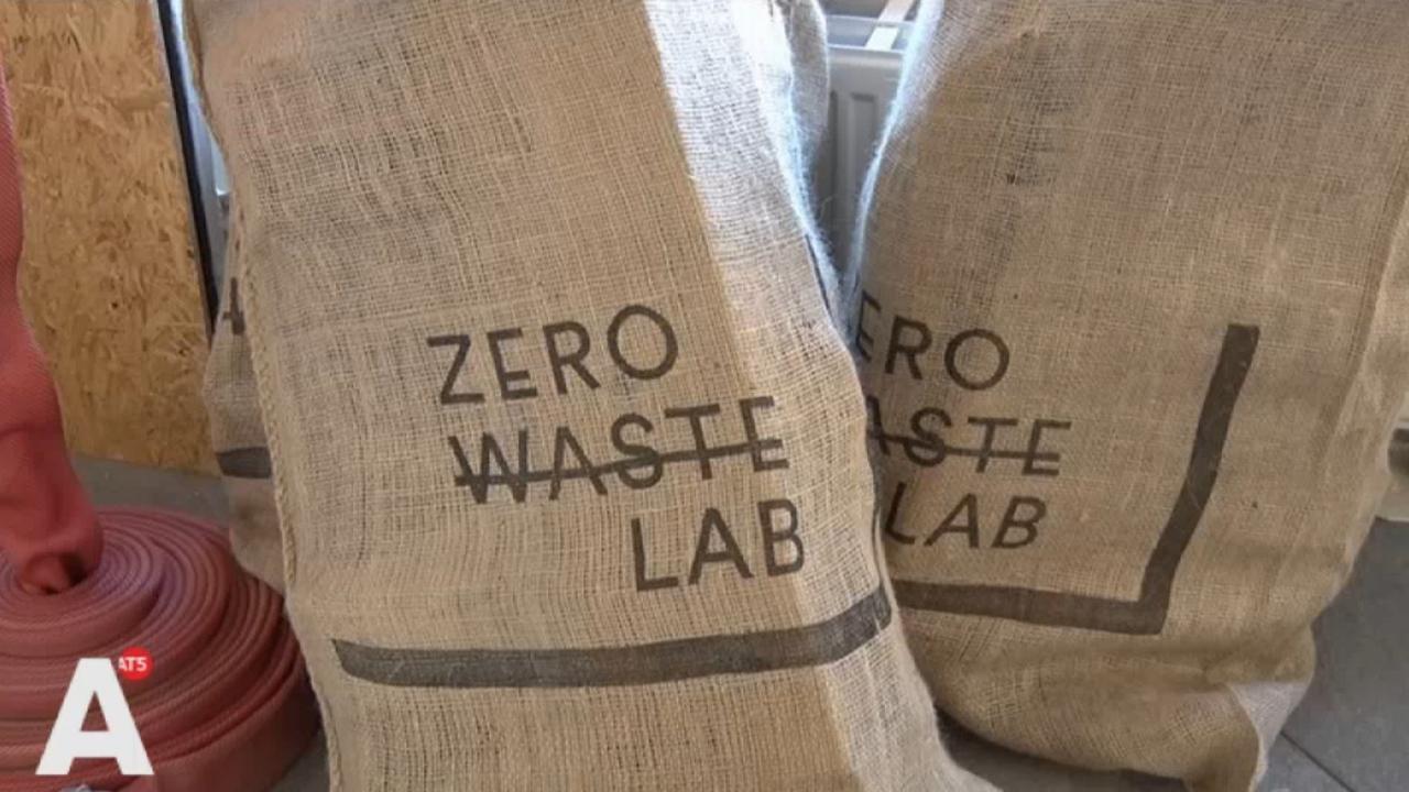 Bewoners Dapperplein beloond voor scheiden van afval