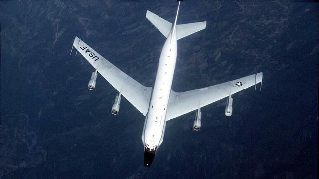Spionagevliegtuig VS 'onveilig' benaderd door Chinese straaljager