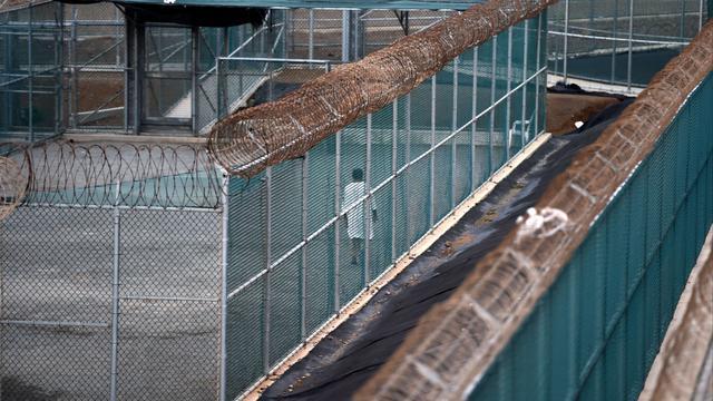 Onschuldige na dertien jaar vrij uit Guantanamo Bay