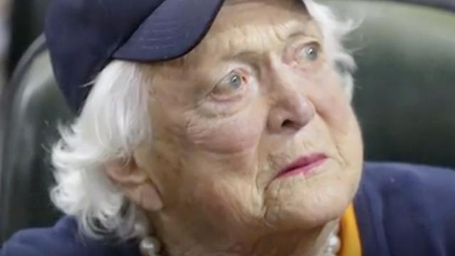 Barbara Bush overleden: Een eigenzinnige First Lady