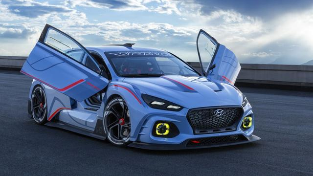 Hyundai RN30 Concept onthuld