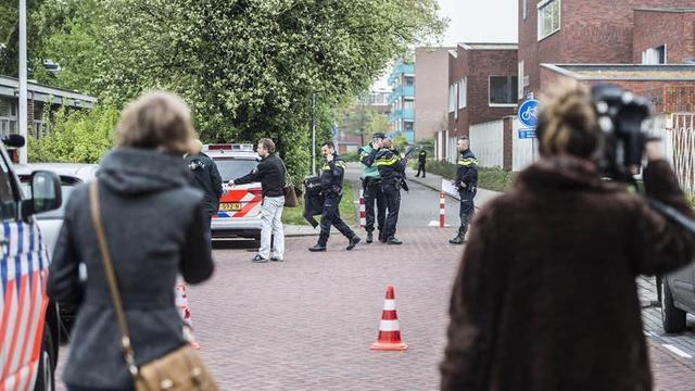 'Slachtoffer en dader dodelijke steekpartij Hoograven waren uitgeprocedeerde asielzoekers'