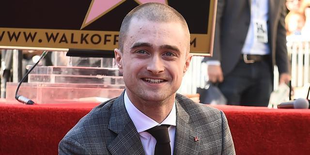 Daniel Radcliffe kan niet wachten op Harry Potter-toneelstuk