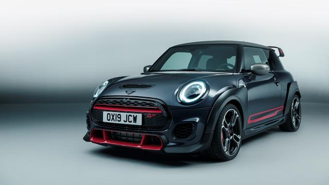 Nieuw topmodel Mini-reeks krijgt meer dan 300 pk