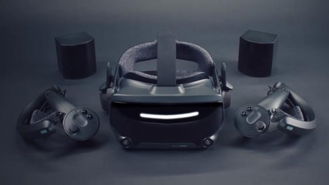 Valves virtualrealitybril Index gaat compleet 1.079 euro kosten