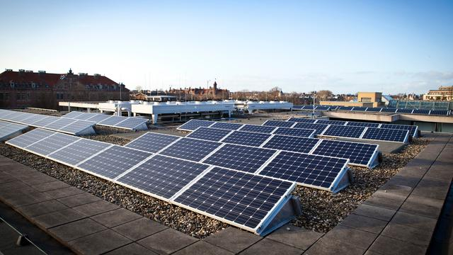 Zonne-energie maakt enorme groei door in Nederland