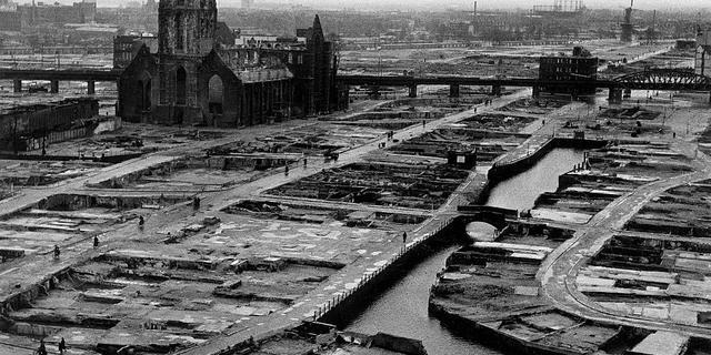 Bombardement Rotterdam: overgave of vernietiging? Het werd allebei
