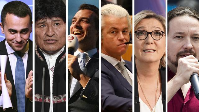 'Je bent een populist!' Maar wat betekent dat eigenlijk?