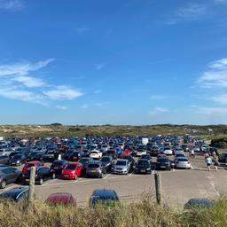 Drukte op Nederlandse stranden, Katwijk roept mensen op thuis te blijven