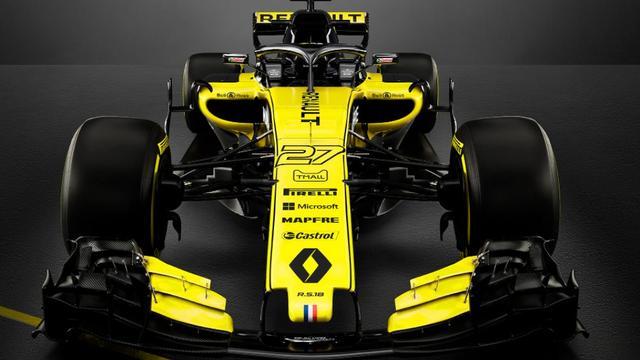 Renault toont als vijfde Formule 1-team auto voor nieuw seizoen