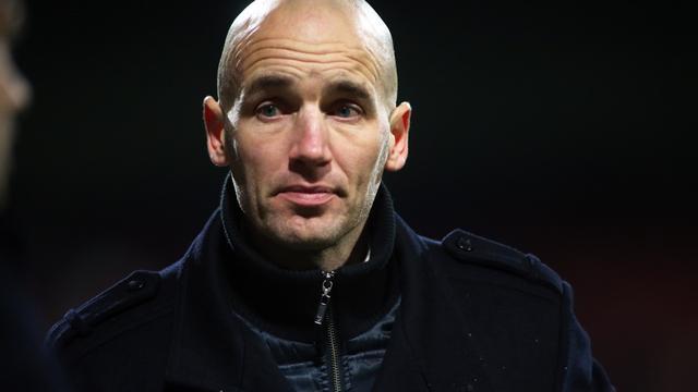 Van der Gaag vertrekt na één seizoen bij FC Eindhoven