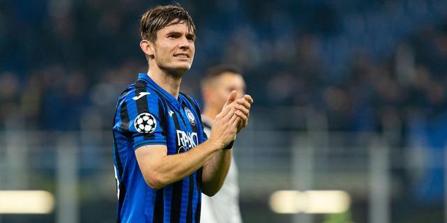 De Roon is blij dat Atalanta eindelijk Champions League-niveau laat zien