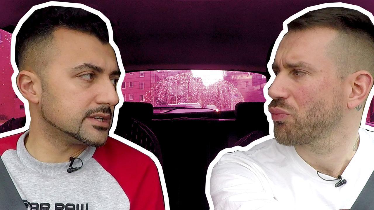 In de auto met Eus: 'Gezin moest naar safehouse na tv-optreden'