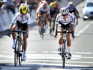 Chantal Blaak wordt derde in World Tour-koers