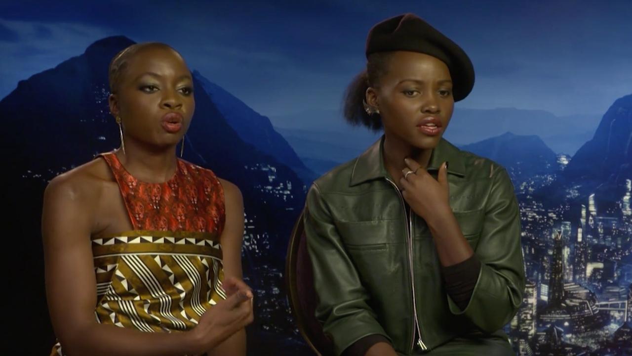 Cast Black Panther vindt dat ze te weinig voor de wereld doen