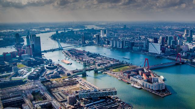 Rotterdam organiseert het Eurovisie Songfestival in 2020