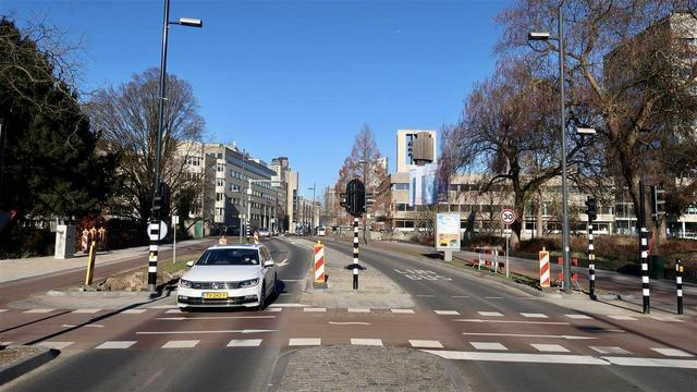 Kruispunt Wal aangepast voor doorgang carnavalswagens