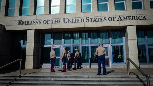 'Cubaanse 'geluidsaanvallen' op ambassade VS veroorzaakt door krekels'