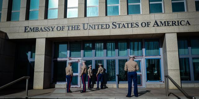 VS: 'Gerichte radiogolven' oorzaak mysterieuze ziekte op ambassade in Cuba