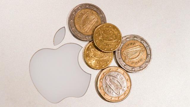 Ierland int volledige belastingachterstand van 13 miljard euro van Apple