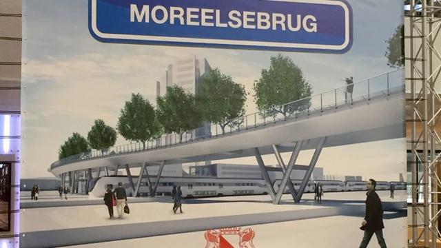 'Rabobrug' gaat Moreelsebrug heten