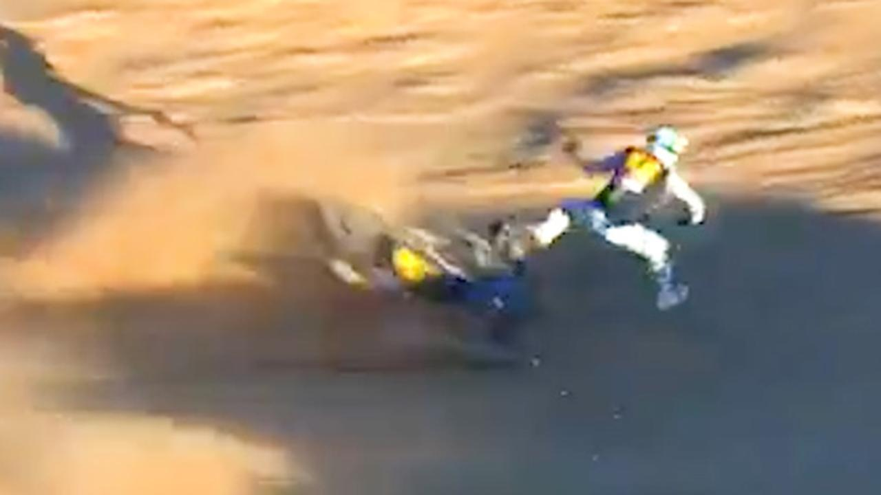 Fransman Van Beveren moet Dakar Rally verlaten na zware crash