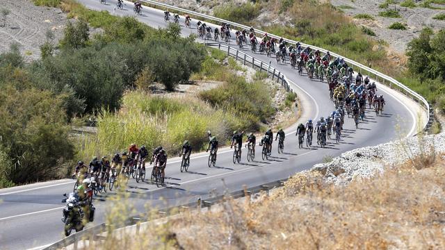 Lotto-Jumbo ziet Belg Wynants opgeven in Vuelta