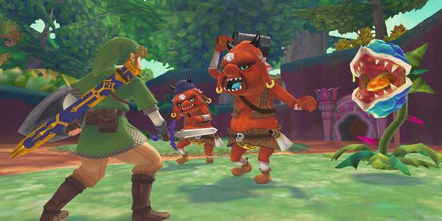 Games van de maand: Zelda, World Ends With You en Monster Hunter Stories 2