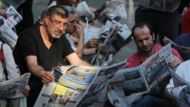 Turkije vaardigt arrestatiebevel uit tegen 42 journalisten
