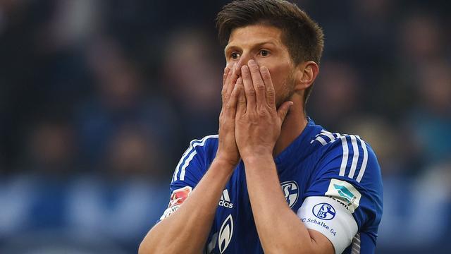 Huntelaar mag na misser geen penalty's meer nemen van Schalke-trainer