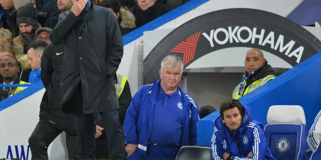 Mourinho denkt niet dat Chelsea verwikkeld raakt in degradatiestrijd