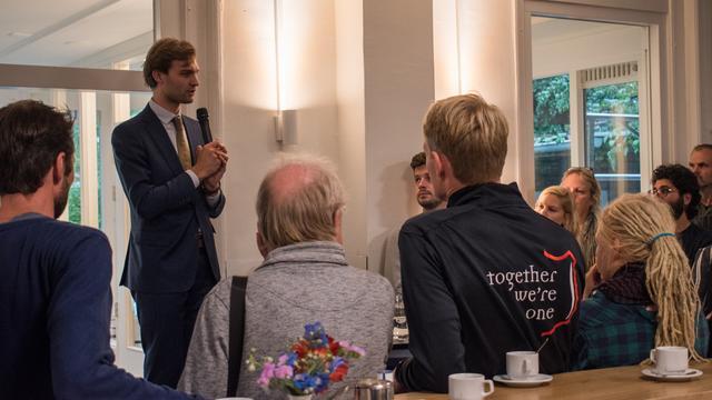 Daklozenopvang Jansveld start proef met 24 uur per dag opvang