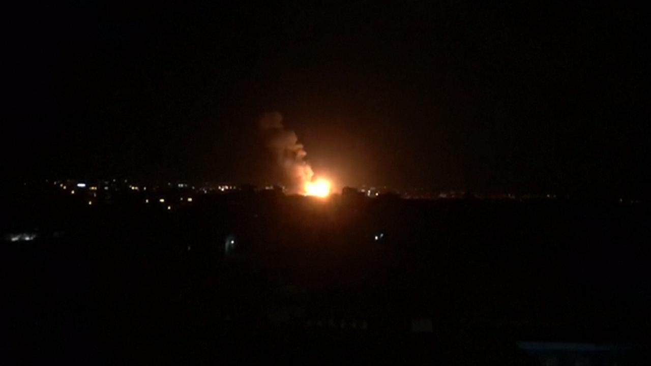 Israël bombardeert doelen in Gaza na raketaanvallen