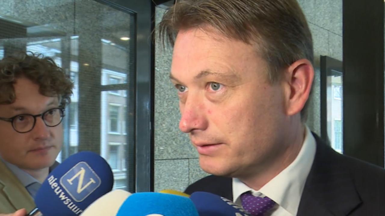 Zijlstra legt uit waarom hij neerleggen voorzitterschap VVD van Keizer respecteert