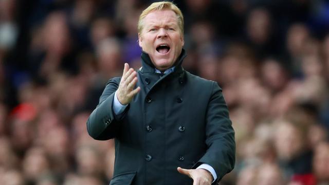 Everton-eigenaar houdt ondanks dramatische reeks geloof in Koeman