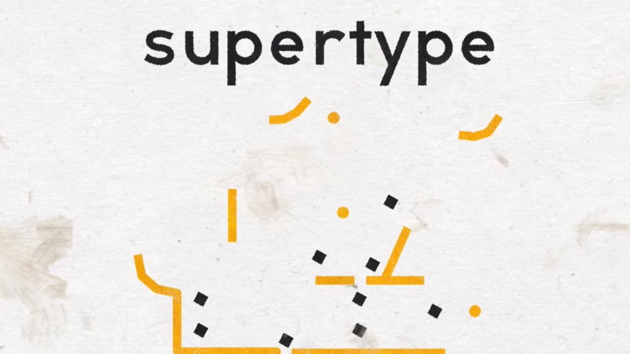 Bekijk de trailer van Supertype
