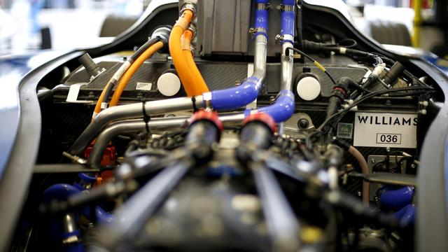 Williams krijgt onderscheiding voor Formula E-technologie