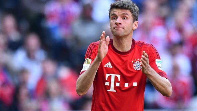 Müller keert voor return terug bij Bayern, Atletico met herstelde Godin