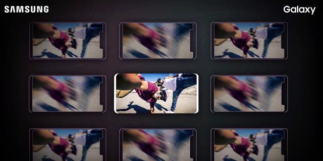 Samsung-video's wijzen op 4K-selfiecamera in Galaxy S10
